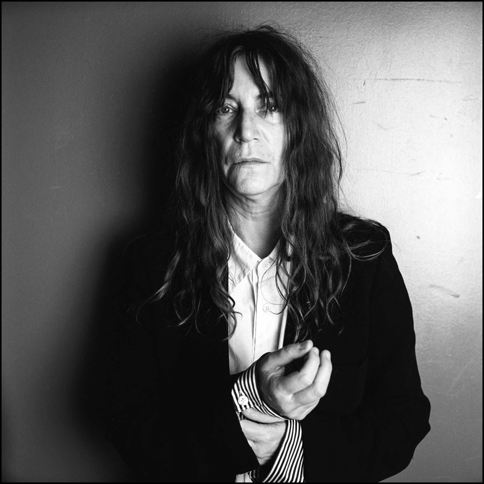 Steve Pyke |  Music |  Patti Smith