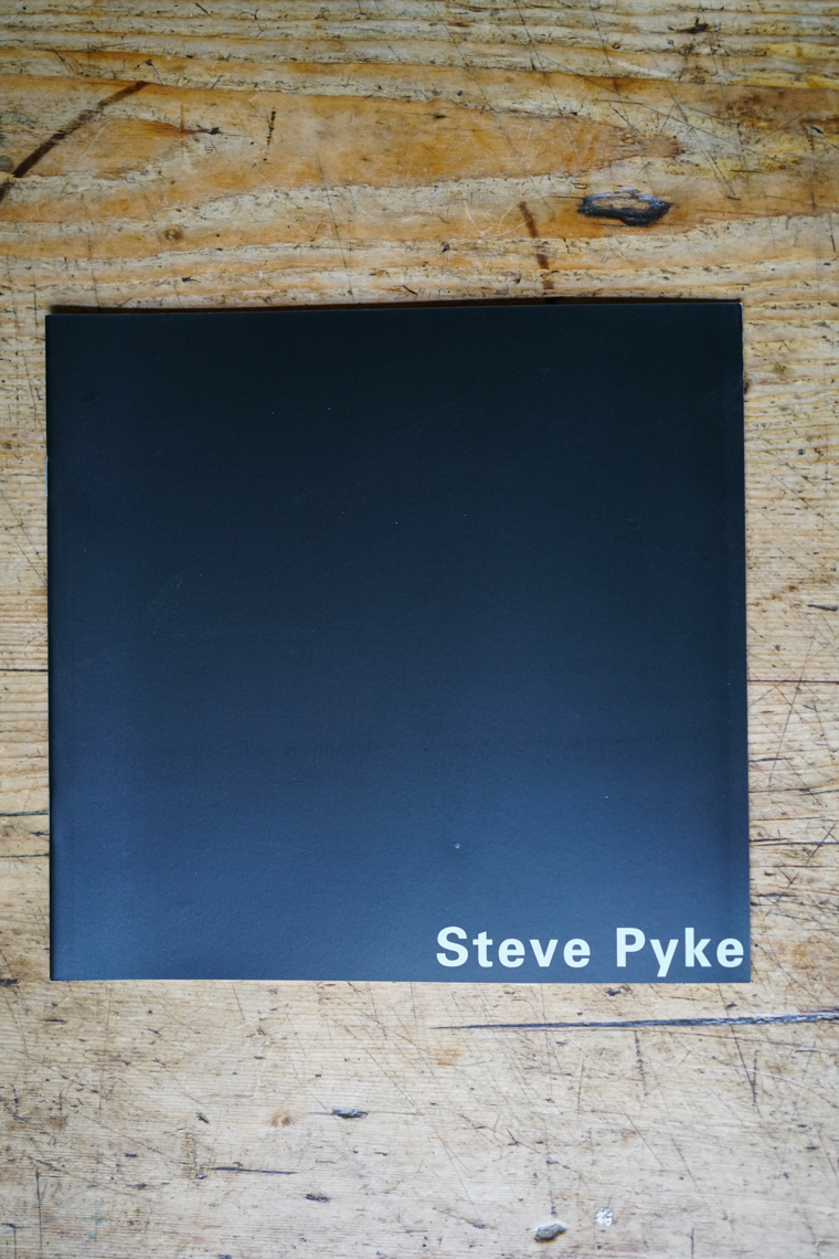 Steve Pyke - Exhibitions Catalogues
