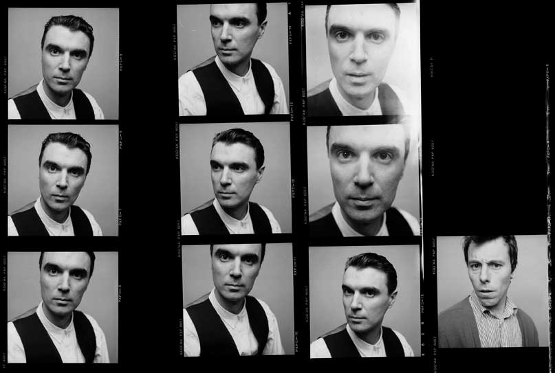 Steve Pyke |  Music | David Byrne
