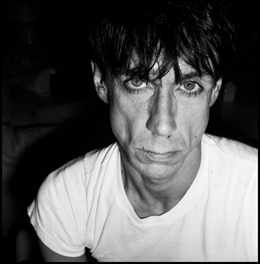 Steve Pyke |  Music | Iggy Pop