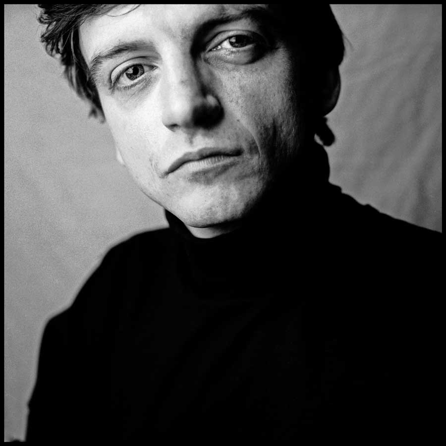 Steve Pyke |  Music | Mark E Smith